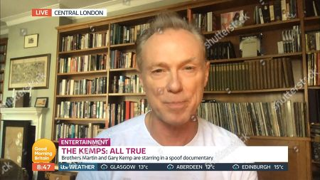 Stock Picture of Gary Kemp