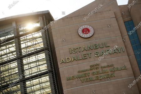 An exterior view of a court in Istanbul, where the trial in absentia of two former aides of Saudi Crown Prince Mohammed bin Salman and 18 other Saudi nationals over the 2018 killing of Washington Post columnist Jamal Khashoggi, is scheduled to begin. Turkish prosecutors earlier this year indicted the 20 Saudi nationals over Khashoggi's grisly killing at the Saudi Consulate in Istanbul that cast a cloud of suspicion over Prince Mohammed