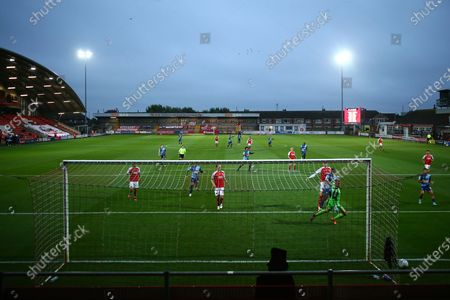 Fleetwood Town v Wycombe Wanderers