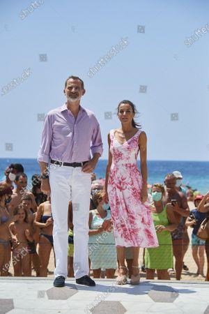 Spanish Royals visit to Levante