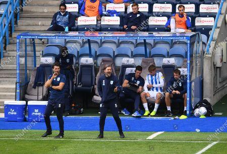Huddersfield Town v Preston North End
