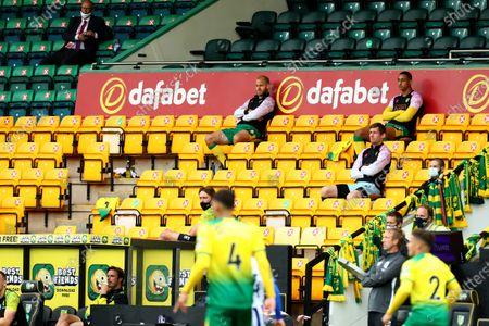 Norwich City v Brighton and Hove Albion