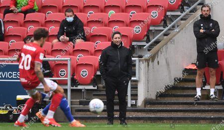 Bristol City v Cardiff City