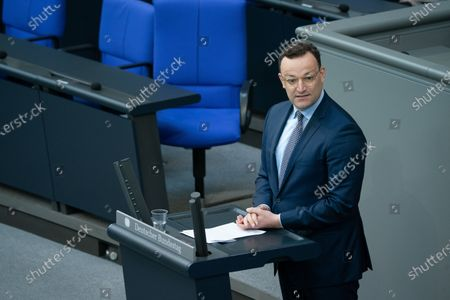 Plenary session at the Bundestag, Berlin
