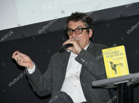 Stock Image of Sandro Veronesi