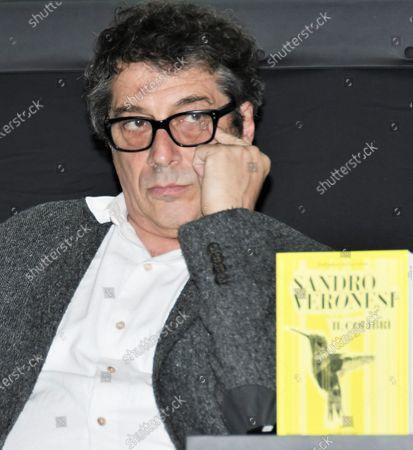 Stock Picture of Sandro Veronesi