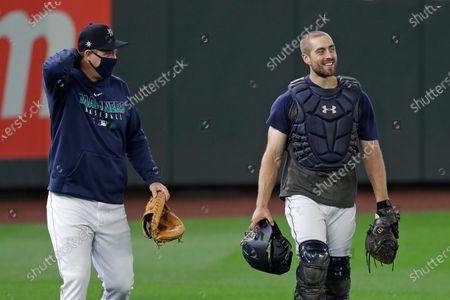 Editorial photo of Mariners Baseball, Seattle, United States - 03 Jul 2020