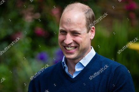 Prince William visit to Norfolk