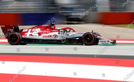 F1 Austrian Grand Prix Qualifying, Spielberg