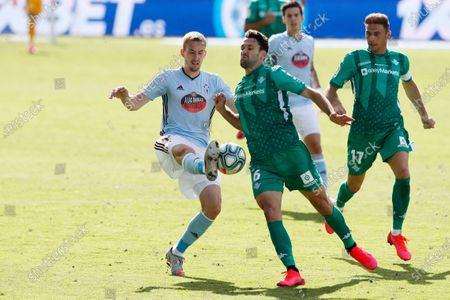 Editorial photo of Soccer : 2019-2020 La Liga Santander : RC Celta de Vigo 1-1 Real Betis Balompie, Vigo, Spain - 04 Jul 2020
