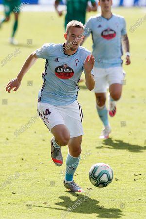 "Stock Picture of Filip Bradaric (Celta) - Football / Soccer : Spanish ""La Liga Santander"" match between RC Celta de Vigo 1-1 Real Betis Balompie at the Estadio Abanca Balaidos in Vigo, Spain."