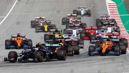 F1 Austrian Grand Prix Race, Spielberg