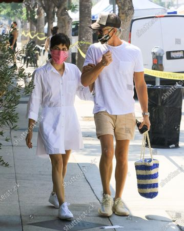 Editorial picture of Selma Blair out and about, Los Angeles, USA - 05 Jul 2020