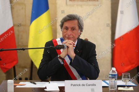 Patrick de Carolis.