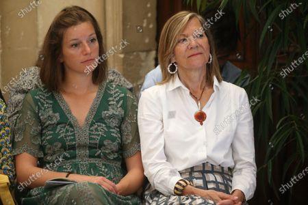 Josephine et Carol Ann De Carolis.