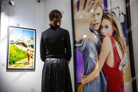 'Hidi, Kitzbuhei, 2003' next to 'Kate and David, New York, 2003'.