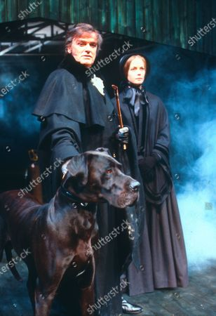Editorial picture of 'Jane Eyre' Play performed at Chichester Festival Theatre, West Sussex, UK, 1986 - 08 Jul 1986