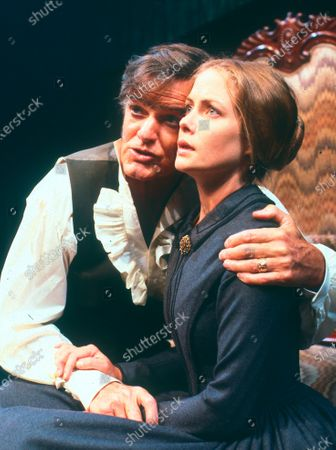Editorial photo of 'Jane Eyre' Play performed at Chichester Festival Theatre, West Sussex, UK, 1986 - 08 Jul 1986