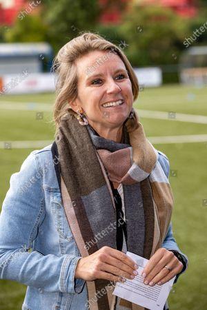 Editorial photo of Soccer Kaa Gent Foundation Pc, Zwijnaarde, Belgium - 06 Jul 2020