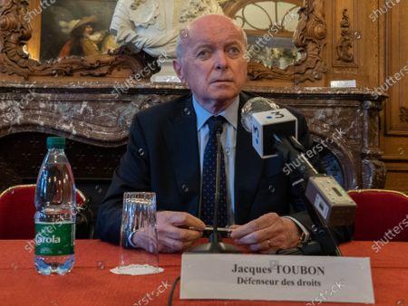 Jacques Toubon (human rights defender).