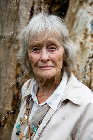 Virginia McKenna and Will Travers campaign walk, Hampstead