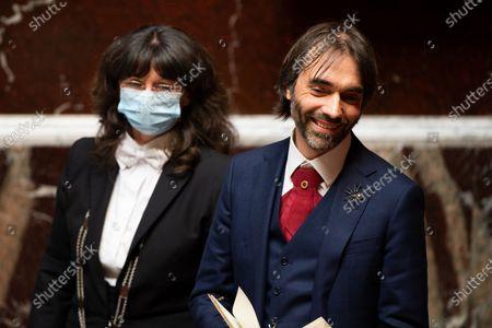 Editorial photo of Paris National Assembly Coronavirus debate, Paris, France - 27 May 2020