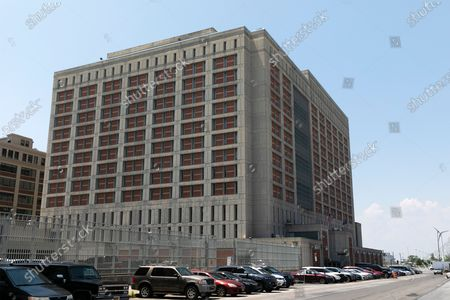 The Metropolitan Detention Center is shown, in the Brooklyn borough of New York. Jeffrey Epstein's longtime confidante Ghislaine Maxwell has been transferred to New York to face charges she recruited women and girls for him to sexually abuse. The Bureau of Prisons confirmed that Maxwell was transferred Monday and is currently being held at the MDC