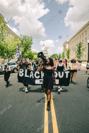 Black Out March DC