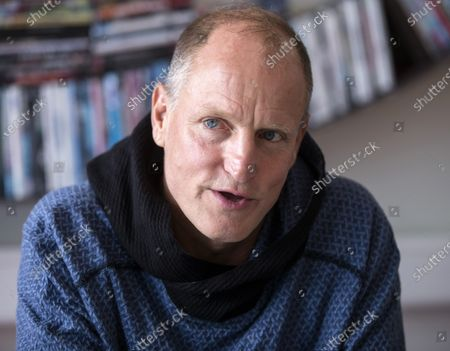 """Woody Harrelson in Sweden shooting scenes for Ruben Östlund's new film """"Triangle of Sadness"""""""