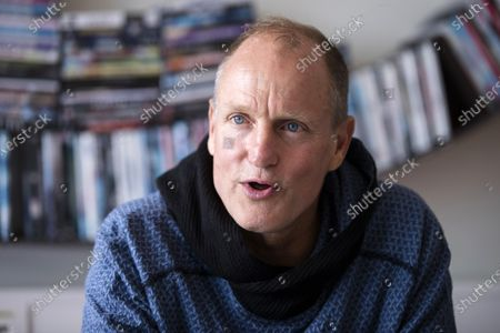 """Stock Picture of Woody Harrelson in Sweden shooting scenes for Ruben Östlund's new film """"Triangle of Sadness"""""""