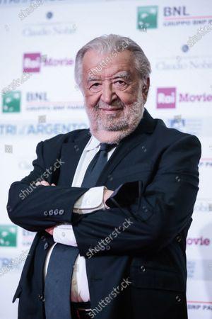 Stock Picture of Director Pupi Avati