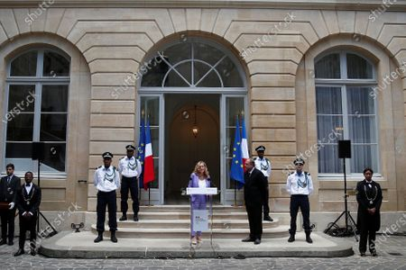 Editorial image of Government Reshuffle, Paris, France - 07 Jul 2020