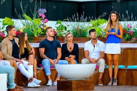 Editorial image of 'Love Island Australia' TV Show, Series 1, Episode 20, Australia - Jul 2020