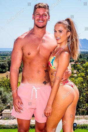 Editorial photo of 'Love Island Australia' TV Show, Series 1, Episode 20, Australia - Jul 2020