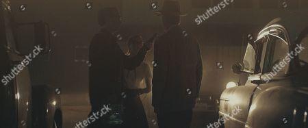 Jake Horowitz as Everett Sloan and Sierra McCormick as Fay Crocker