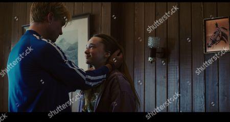 Tom Rhys Harries as Axel Collins