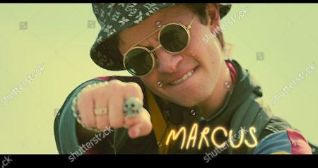 Ceallach Spellman as Young Marcus