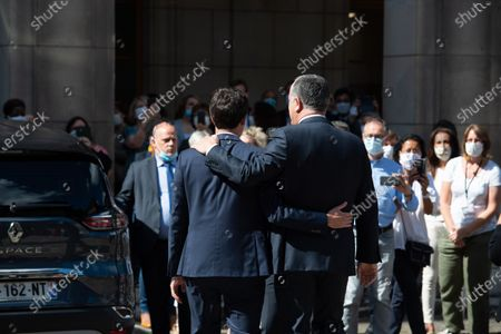 Editorial photo of Transfer of power to the Ministry of Agriculture, Paris, France - 07 Jul 2020