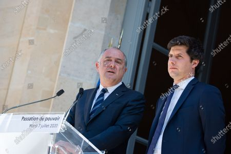 Editorial picture of Transfer of power to the Ministry of Agriculture, Paris, France - 07 Jul 2020