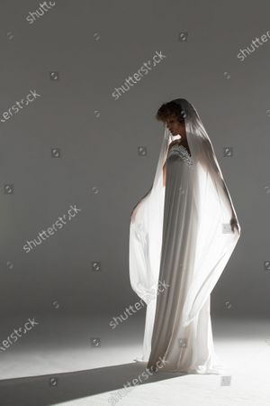 Stock Photo of Stephane Rolland Haute Couture presentation