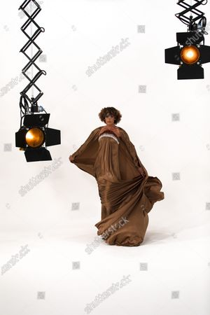 Stock Image of Stephane Rolland Haute Couture presentation