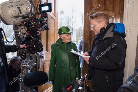 Judi Dench as Commander Root and Kenneth Branagh Director