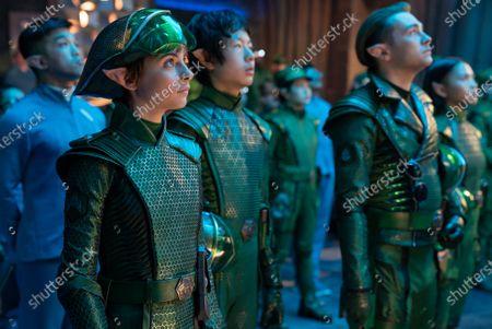 Lara McDonnell as Holly Short