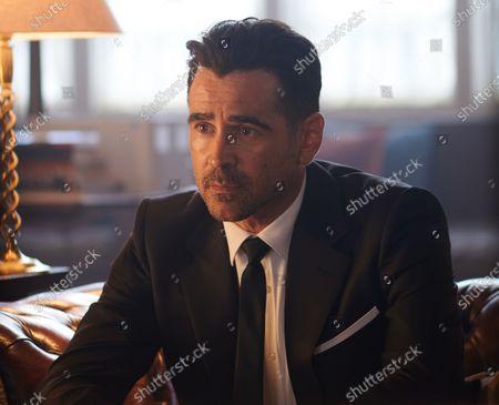 Colin Farrell as Artemis Fowl Senior