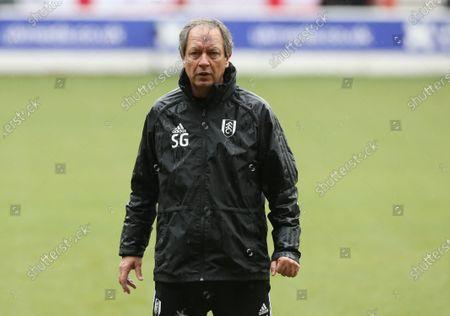 Fulham Assistant Manager Stuart Gray