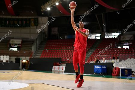 Argentine, Luis Scola of Pallacanestro Varese during the first training session in his new Italian Legabasket Serie A team at Enerxenia Arena.