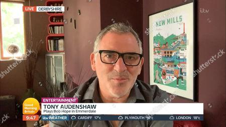 Editorial image of 'Good Morning Britain' TV Show, London, UK - 08 Jul 2020