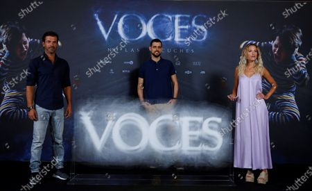 Editorial photo of Photocall for upcoming movie Voces, in Madrid, Spain - 08 Jul 2020