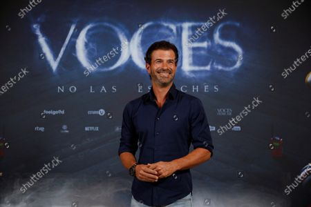 Editorial picture of Photocall for upcoming movie Voces, in Madrid, Spain - 08 Jul 2020