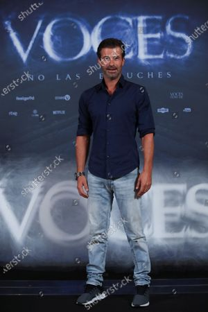 Editorial image of Photocall for upcoming movie Voces, in Madrid, Spain - 08 Jul 2020